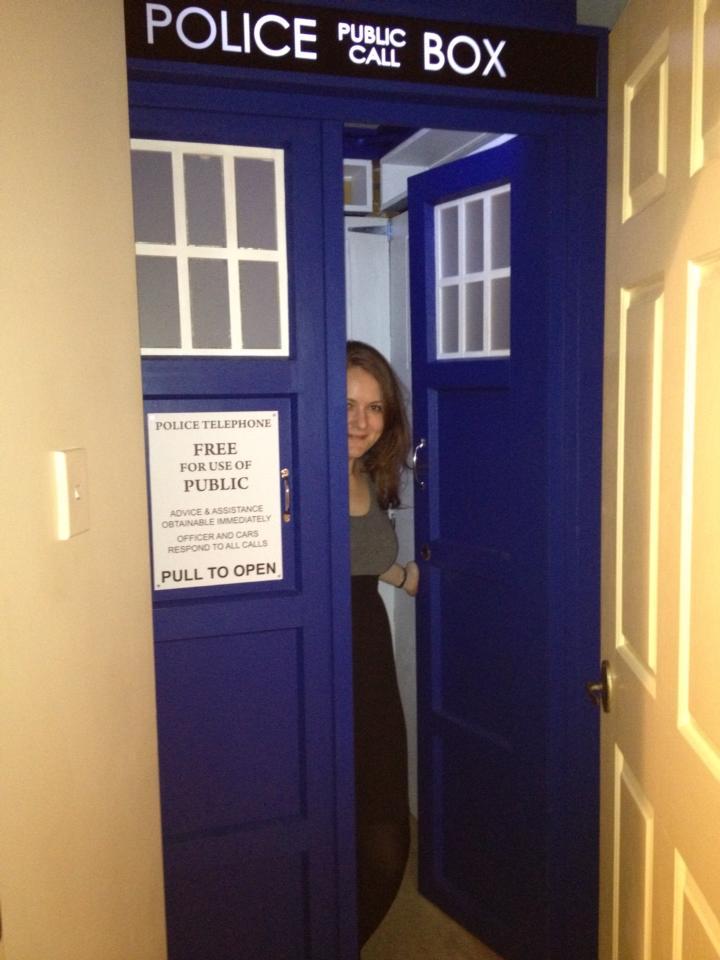 TARDIS-hiya