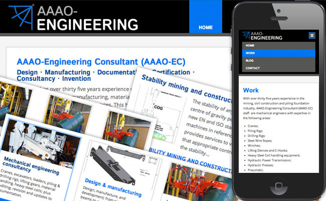 AAAO-Engineering Website