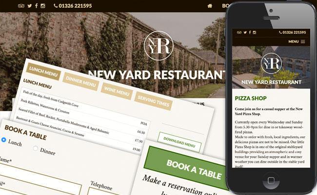 New Yard Restaurant