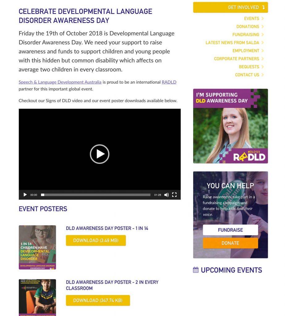 Donation campaigns